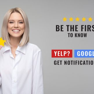 Beeaware Review Notification for Google and Yelp